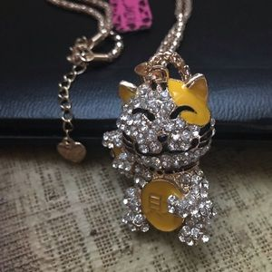 🐱 Chinese Happy Cat Necklace